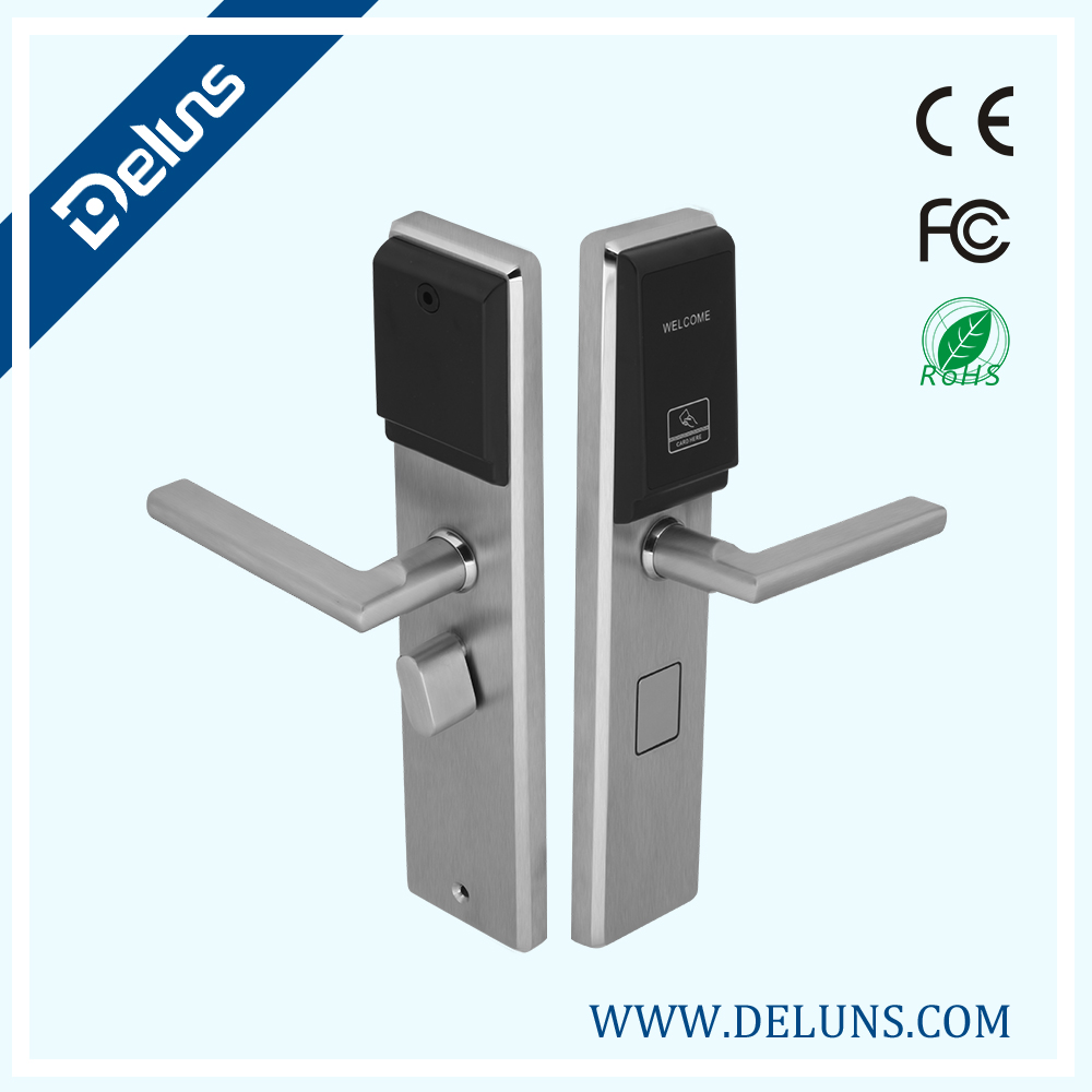H8sn Hotel Card Lock Hotel Lock Deluns Corporation Hotel