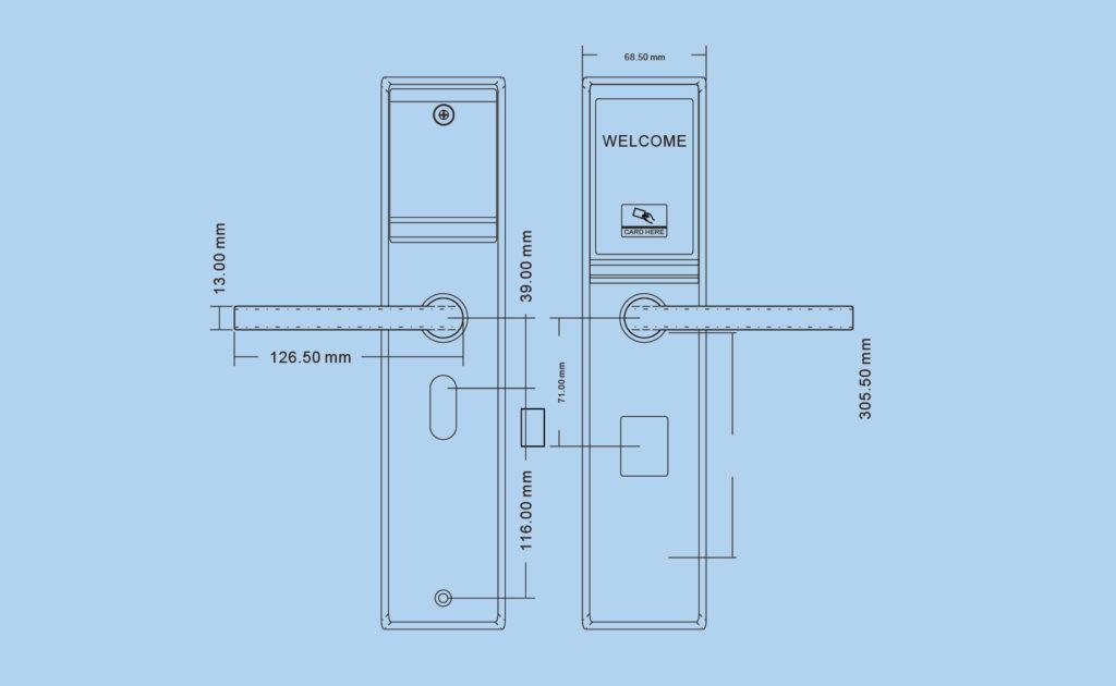 Fingerprint Door Unlock Project