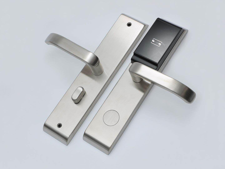 hotel card key lock